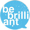 be brilliant Logo